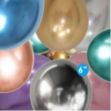 """6"""" Balon Krom Karışık"""