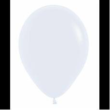 12'' İç Mekan Pastel Balon Beyaz