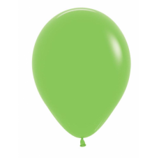 12'' İç Mekan Pastel Balon Açık Yeşil
