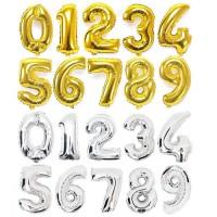 """34"""" Folyo Balon Sayılar"""