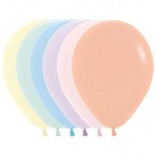 """12"""" Makaron Balon Karışık"""