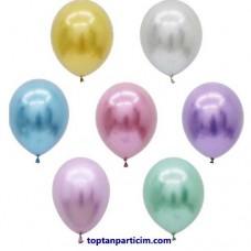 Krom Balon Pembe