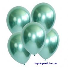 Krom Balon Yeşil