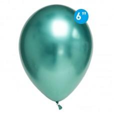 """6"""" Balon Krom Yeşil"""