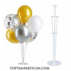Ayaklı Balon Standı 7'li Set