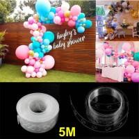 Balon Şeridi Zinciri Aparatı