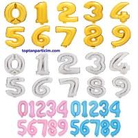 """16"""" Folyo Balon Sayılar"""