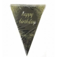 Happy Birthday İpli Flama