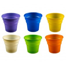 Renkli Plastik Bardak 25 Adet